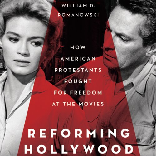 Reforming Hollywood audiobook cover art