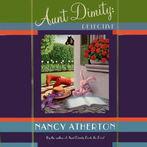Aunt Dimity: Detective audiobook cover art