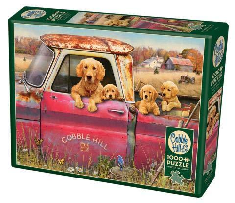 Cobblehill 80116 1000 pc Cobble Hill Farm Puzzle, Various