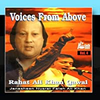 Voices From Above - Vol. 4 by Rahat Fateh Ali Khan