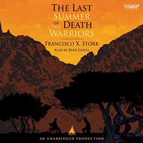 The Last Summer of the Death Warriors audiobook cover art
