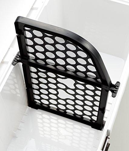 リッチェル大型分別容器トラッシュコンテナSPホワイト