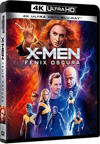 X-Men: Fenix Oscura (UHD 4K + Blu-Ray) [Blu-ray]