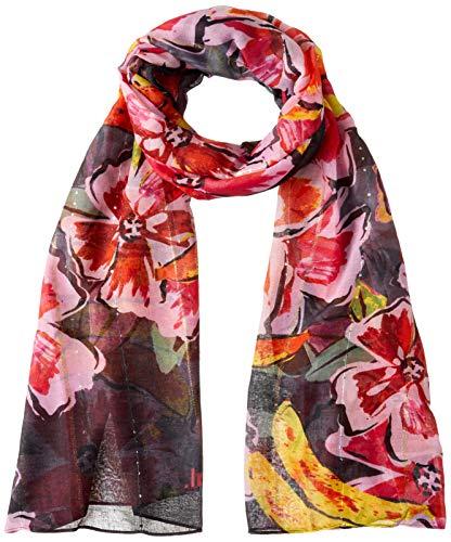 Desigual Pañuelo Banana Multicolor para Mujer. One Size