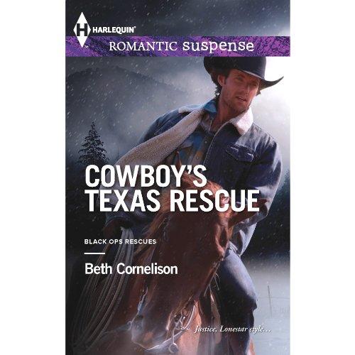 Cowboy's Texas Rescue cover art