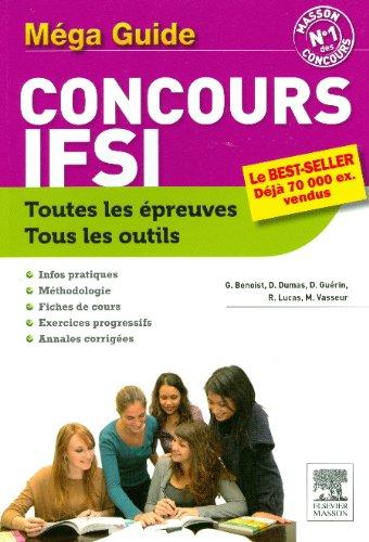 Méga guide concours IFSI