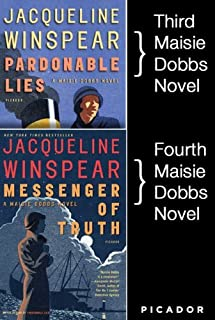 Maisie Dobbs Bundle #1, Pardonable Lies and Messenger of Truth: Books 3 and 4 (Maisie Dobbs Novels)