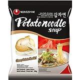 Nong Shim Instantnudeln Potato Noodle Soup – Koreanische China Nudeln mit Kartoffelnudeln - schnelle Zubereitung – 1er Pack à 100g (Lebensmittel & Getränke)