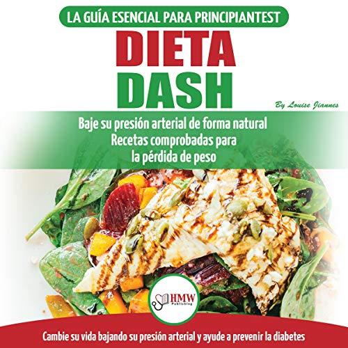 Dieta Dash [Dash Diet] cover art