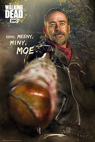 Walking Dead, The - Negan - Filmposter Kino Movie Gruselfilme - Grösse 61x91,5 cm