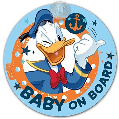 Disney 25030–Signal Auto, Motiv Donald Duck