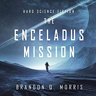 The Enceladus Mission audiobook cover art