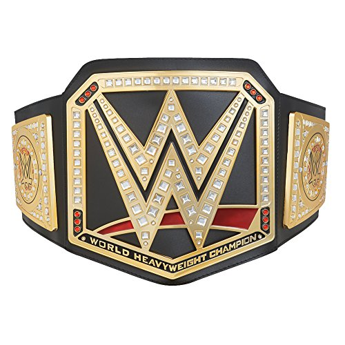 WWE World Heavyweight Championship Toy Title Belt