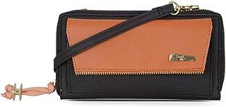Baggit Women's Wallet (Black)