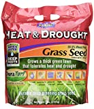 Bonide 60254 Heat and Drought Grass Seed, 7-Pound