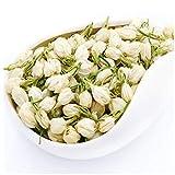 Té de flores 50 g (0.11LB) principios de primavera jazmín té de flores 100% infusión de té infusión orgánica natural flores té jazmín té perfumado té chino