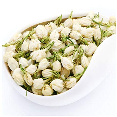 Te de flores 50 g (0.11LB) principios de primavera jazmin te de flores 100% infusion de te infusion organica natural flores te jazmin te perfumado te chino