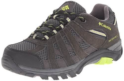 Columbia Youth Redmond Explore Waterproof - Zapatillas de trekking y senderismo, de...