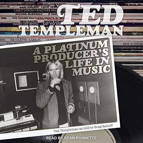 Ted Templeman Audiobook By Ted Templeman, Greg Renoff cover art