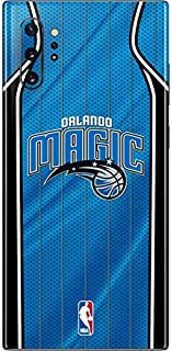 Skinit Decal Phone Skin for Galaxy Note 10 Plus - Officially Licensed NBA Orlando Magic Jersey Design