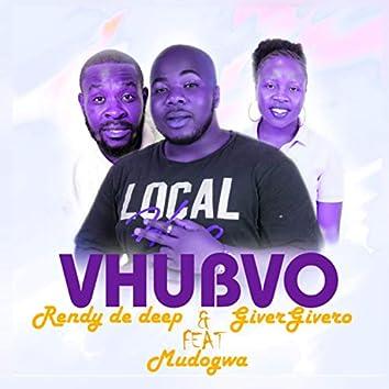 Vhubvo (feat. Randy De deep & Mudogwa)