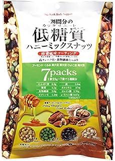 低糖質ハニーミックスナッツ 23g×7袋