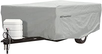 Expedition Pop Up Camper Covers by Eevelle- fits 10'-12' Long Trailers - 156