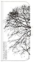 2014-2015 冬春モデル For ドコモ XperiaTM A4 SO-04G so-04g ストラップホール付 jiang おしゃれ かわいい 98-so04g-ds0005 ダイアリーケース 手帳型 スマホケース 999 17 北欧デザイン