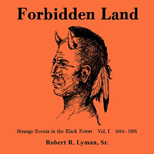 Forbidden Land, Volume 1 audiobook cover art