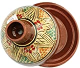marocstore, pentola ideale per cucinare il piatto tipico marocchino tajine, diametro di 30 cm, per 4-5 persone