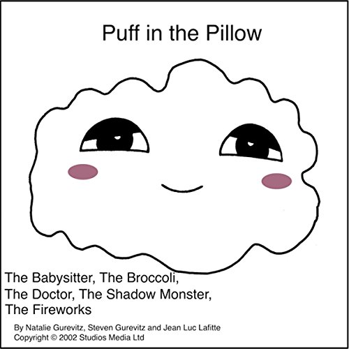 Puff in the Pillow audiobook cover art