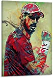 Kribee Andy Murray Poster Decorative Painting Canvas Wall