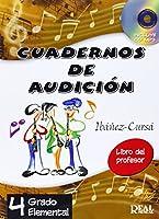 Cuadernos De Audicion Vol. 4: Profesor