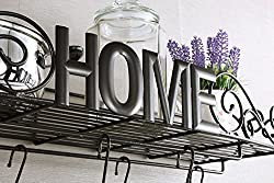 Pot racks are decorative 6th anniversary gift ideas for him