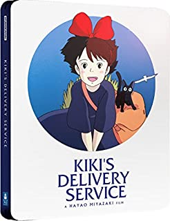 Kiki's Delivery Service Exclusive Limited Edition Steelbook Blu-ray