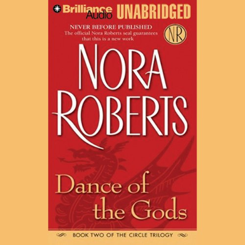 Dance of the Gods audiobook cover art