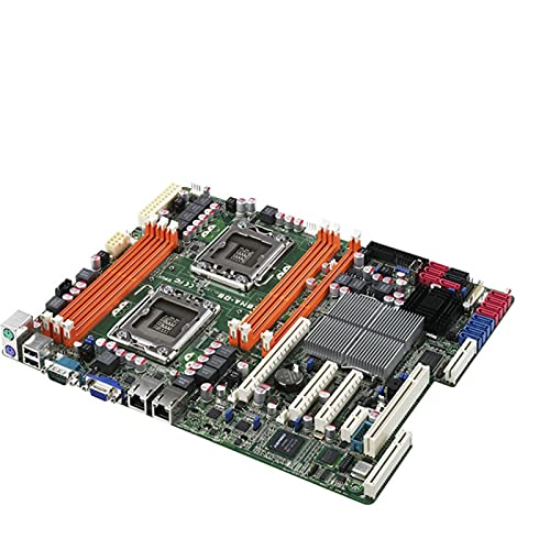 Placa Base Fit for ASUS Z8NA-D6 LGA 1366 Socket Core I7 DDR3 UDIMM 24GB RDIMM 48GB REG 10600R 8500R X58 Placa Base de Escritorio