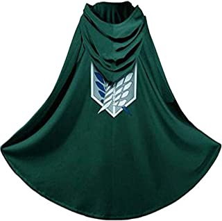 Best attack on titan cloak Reviews