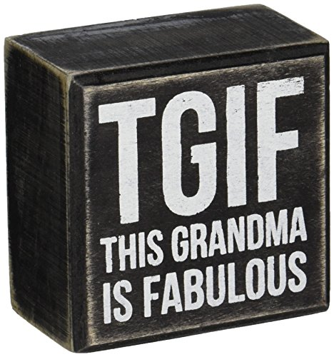 This Grandma is Fabulous Sign