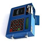 BYQ-200P-TM-1 Caudalímetro ultrasónico digital portátil Medidor de flujo para tubos de DN50mm a DN700mm para líquidos de -30 ℃ a 90 ℃