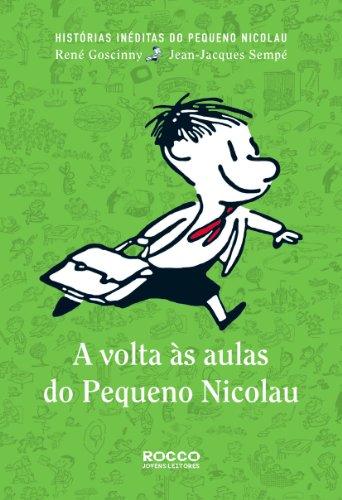 A volta às aulas do Pequeno Nicolau