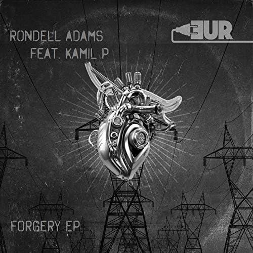 Rondell Adams feat. Kamil P
