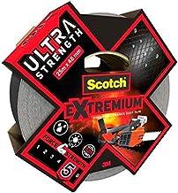 Scotch - Cinta adhesiva para reparación de invernaderos y cristales, 25 m x 48 mm, 1 rollo