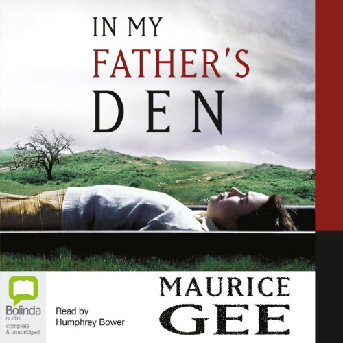 In My Father's Den audiobook cover art