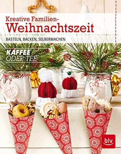 Kreative Familien-Weihnachtszeit: Basteln, Backen, Selbermachen