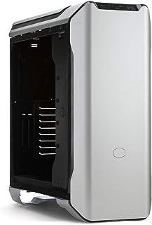 MasterCase SL600M-Chasis de Aluminio para Ordenador PC con Flujo de Aire Vertical,Ruido Disminuido,Panel Lateral Cristal Templado, Iluminación con Sensor de Proximidad,Compatibilidad Hardware Superior