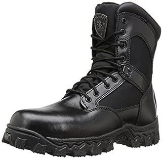 حذاء برقبة طويلة للرجال Fq0006173 عسكري وتكتيكي من روكي