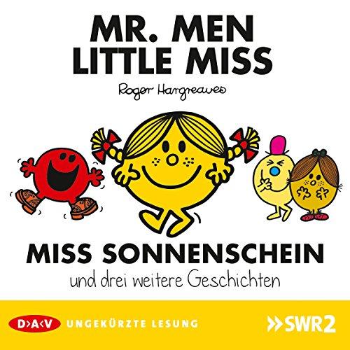 Miss Sonnenschein und drei weitere Geschichten Titelbild