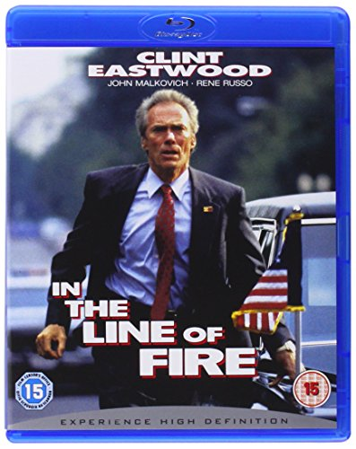 In the Line of Fire [Blu-ray] [UK Import]