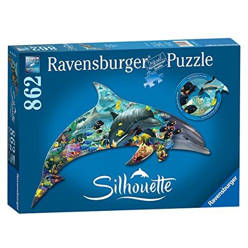 Ravensburger 16154 - Delfinwelt